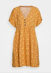Madewell - RETRO EASY DRESS - Košilové šaty - vine/mulled cider - 0