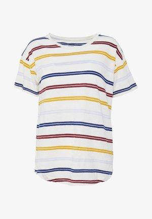 ANYA WHISPER TEE - T-shirt con stampa - antique cream alamo