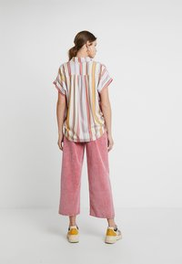 Madewell - CENTRAL IN BEACH STRIPE - Overhemdblouse - antique lace beach - 2