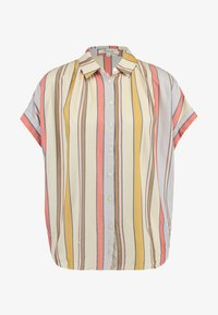 Madewell - CENTRAL IN BEACH STRIPE - Overhemdblouse - antique lace beach - 4