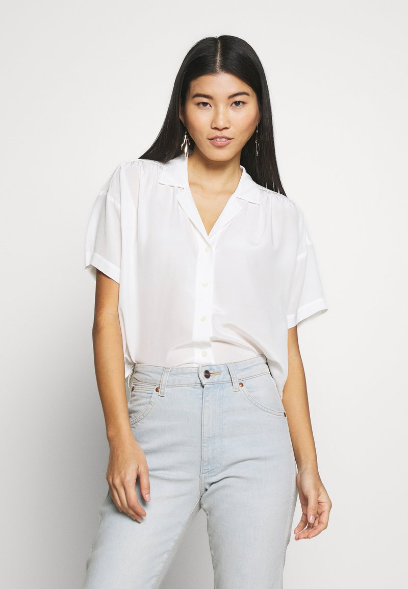 Madewell - JANE TOP - Blouse - lighthouse
