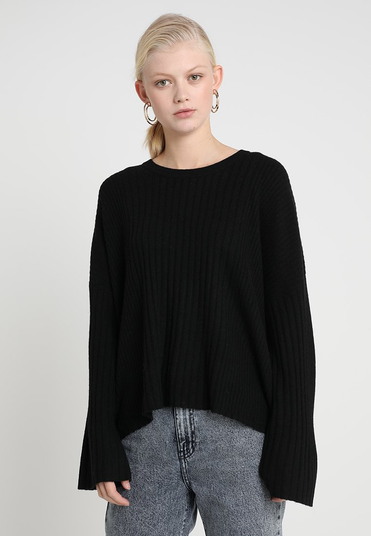 Madewell - SLADER - Jumper - true black