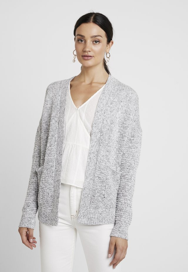HONEY DO CARDIGAN - Vest - oreo