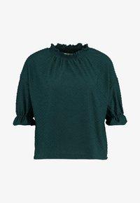 Madewell - JUJU - Print T-shirt - smoky spruce - 4