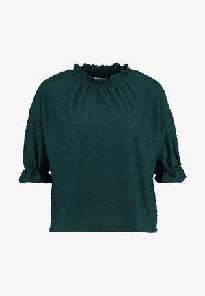 JUJU - T-shirt imprimé - smoky spruce