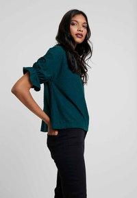 Madewell - JUJU - Print T-shirt - smoky spruce - 3
