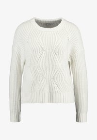 Madewell - ACACIA - Jumper - antique cream - 4