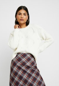 Madewell - ACACIA - Jumper - antique cream - 0