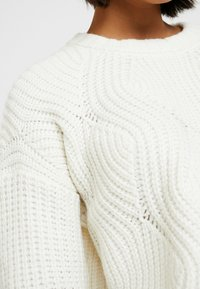 Madewell - ACACIA - Jumper - antique cream - 5
