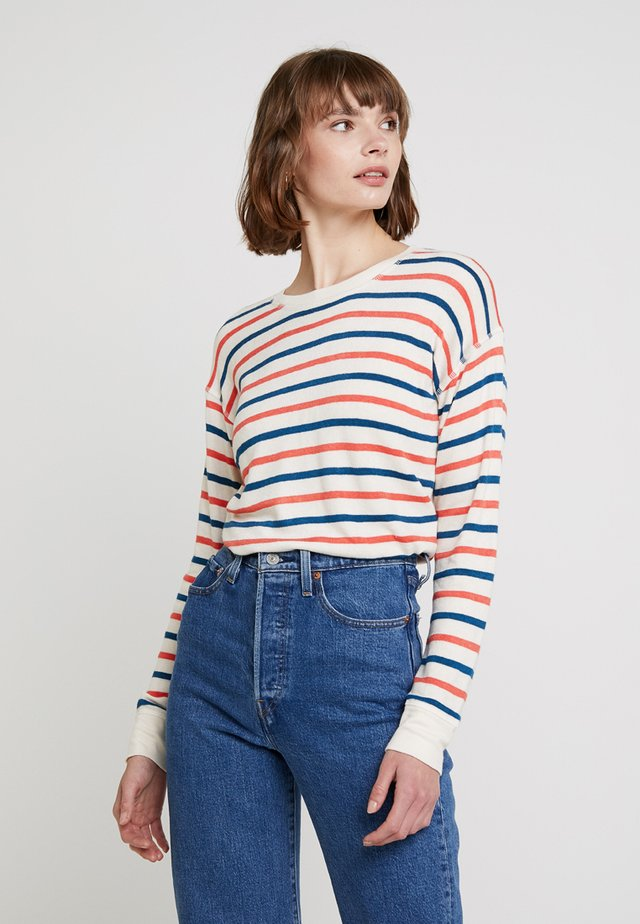 SPORTY SHRUNKEN - Sweater - marlin