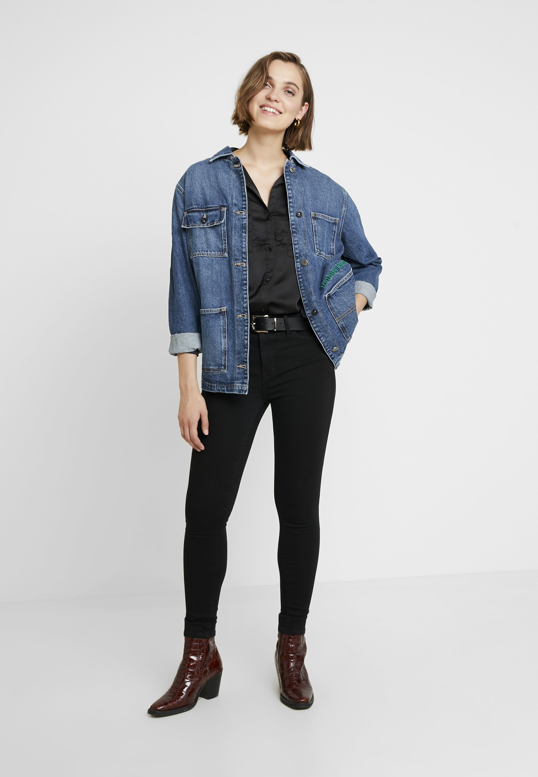 Madewell THE ROAD TRIPPER - Jeans Skinny Fit - bennett wash