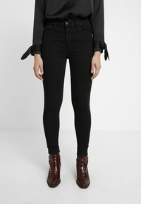 Madewell - THE ROAD TRIPPER  - Jeans Skinny Fit - bennett wash - 0