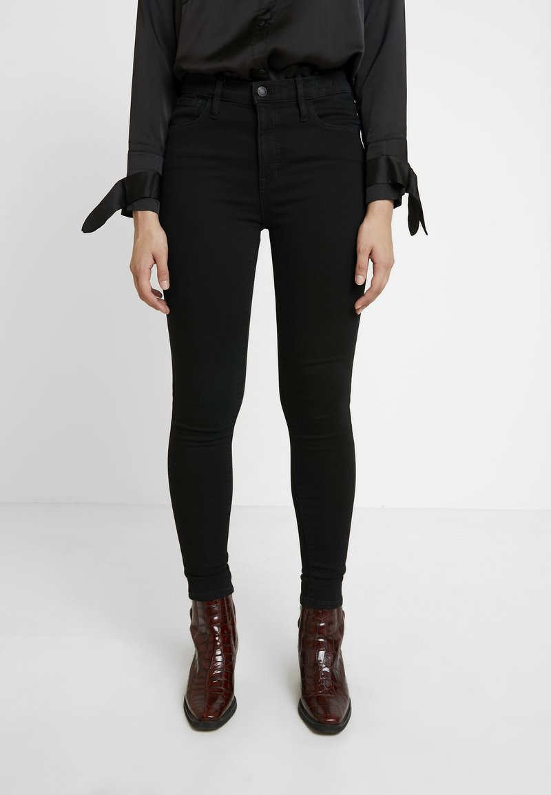 Madewell - THE ROAD TRIPPER  - Jeans Skinny Fit - bennett wash