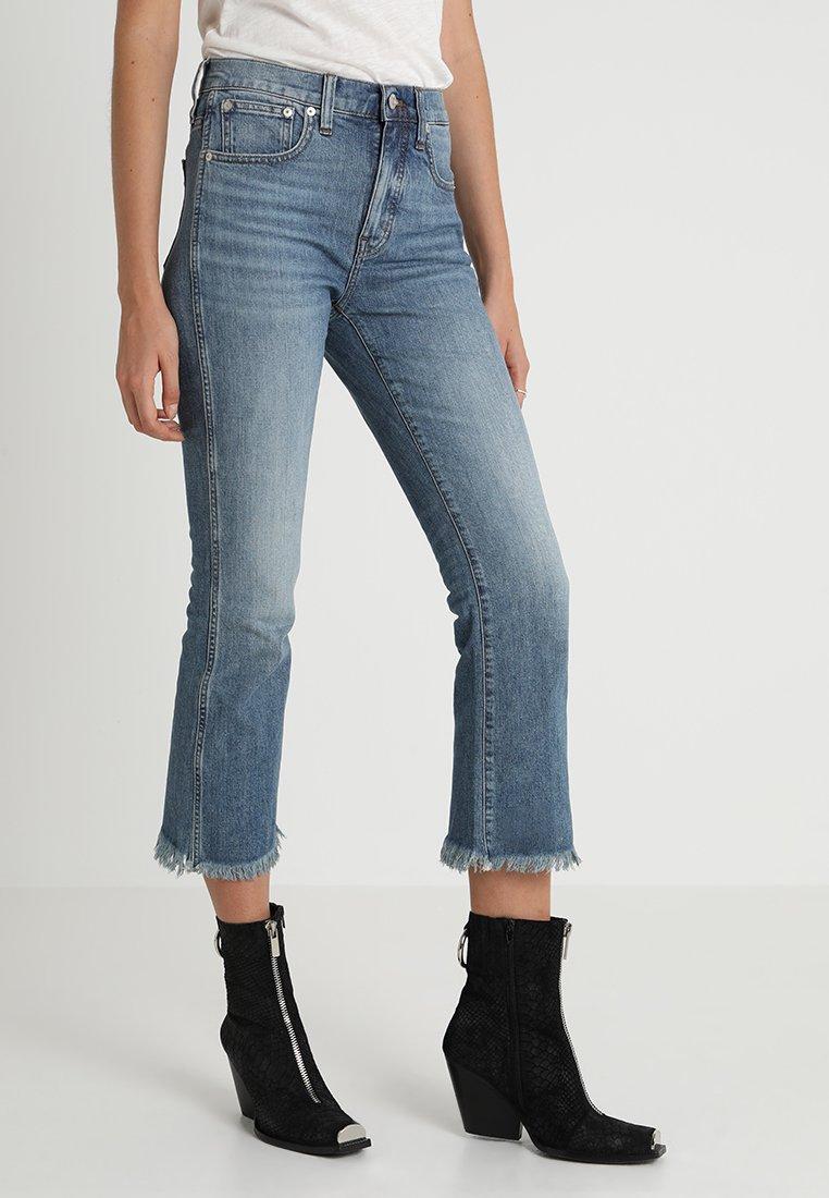 Madewell - CALI DEMI FLUFFY - Jeans slim fit - barlow