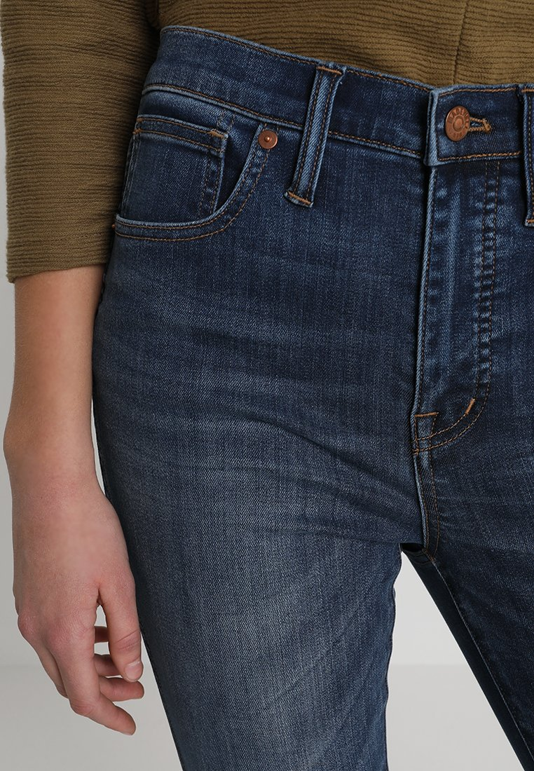 Madewell High Rise - Jeans Skinny Fit Danny