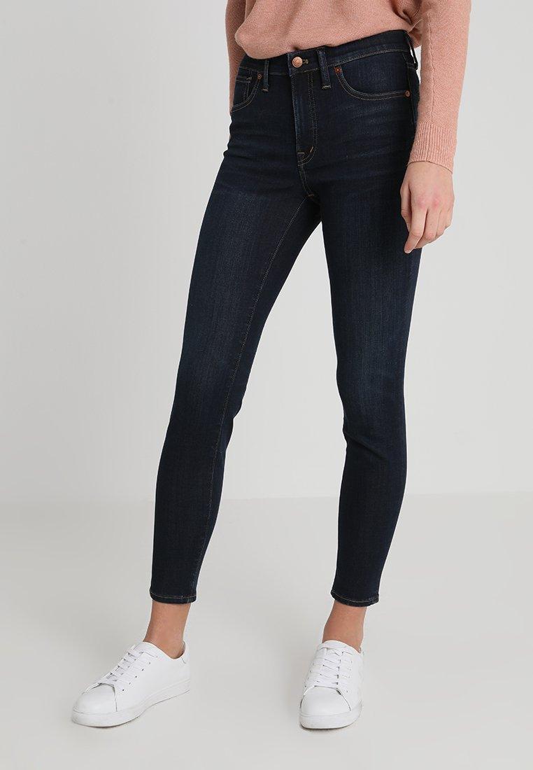 Madewell - INCH WASH - Skinny džíny - larkspur