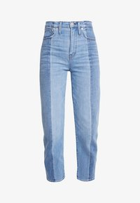 Madewell - NOVELTY CLASSIC IN - Straight leg jeans - clairmont wash - 5