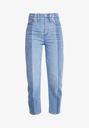 NOVELTY CLASSIC IN - Jeans straight leg - clairmont wash