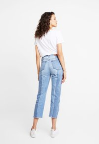 Madewell - NOVELTY CLASSIC IN - Straight leg jeans - clairmont wash - 3