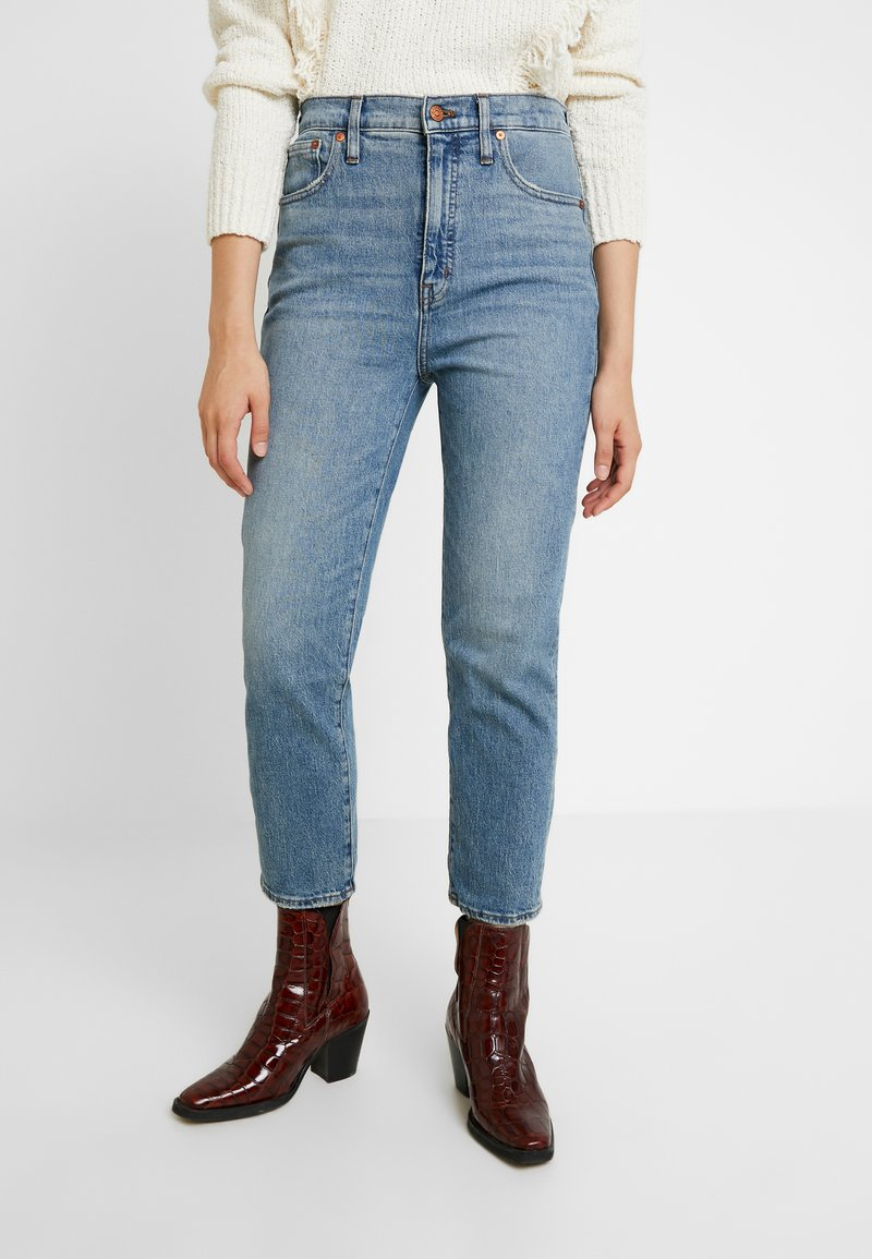 Madewell - CLASSIC - Jeans a sigaretta - peralta wash