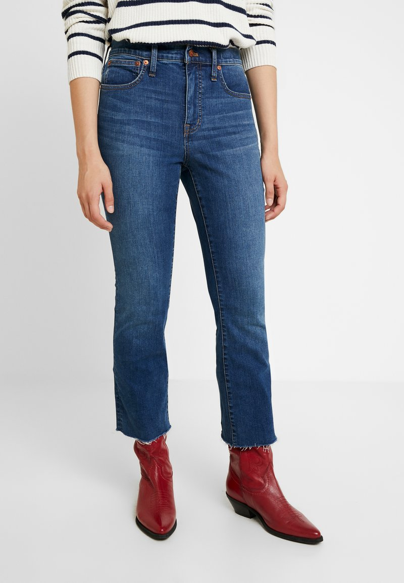 Madewell - CALI - Jeans Skinny Fit - preston wash