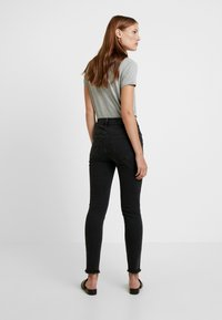 Madewell - HIGH RISE - Skinny džíny - berkeley wash - 2