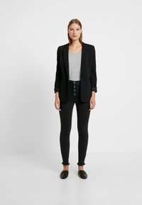 Madewell - HIGH RISE - Skinny džíny - berkeley wash - 1