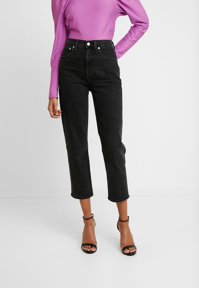 CLASSIC IN - Jeansy Straight Leg - lunar wash