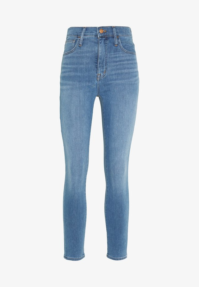ROADTRIPPER CROP - Jeansy Skinny Fit - iberia