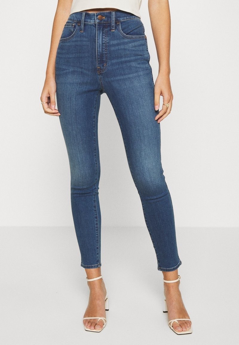 Madewell - ROADTRIPPER - Jeans Skinny Fit - playford wash