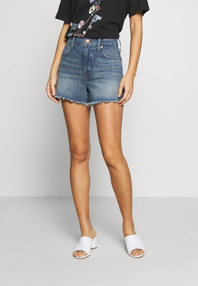 THE PERFECT VINTAGE  - Jeans Shorts - rayburn wash