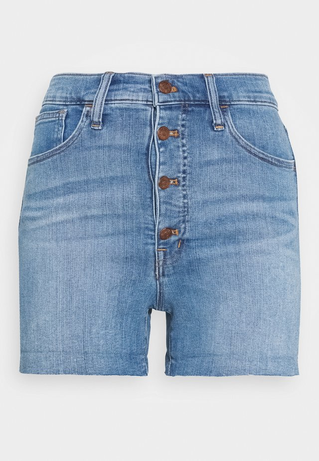 ROADTRIPPER - Szorty jeansowe - pollard wash