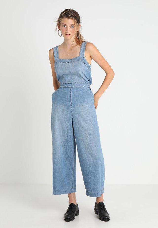 TIE BACK - Tuta jumpsuit - rhonda wash