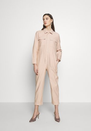 COVERALL - Jumpsuit - avalon pink