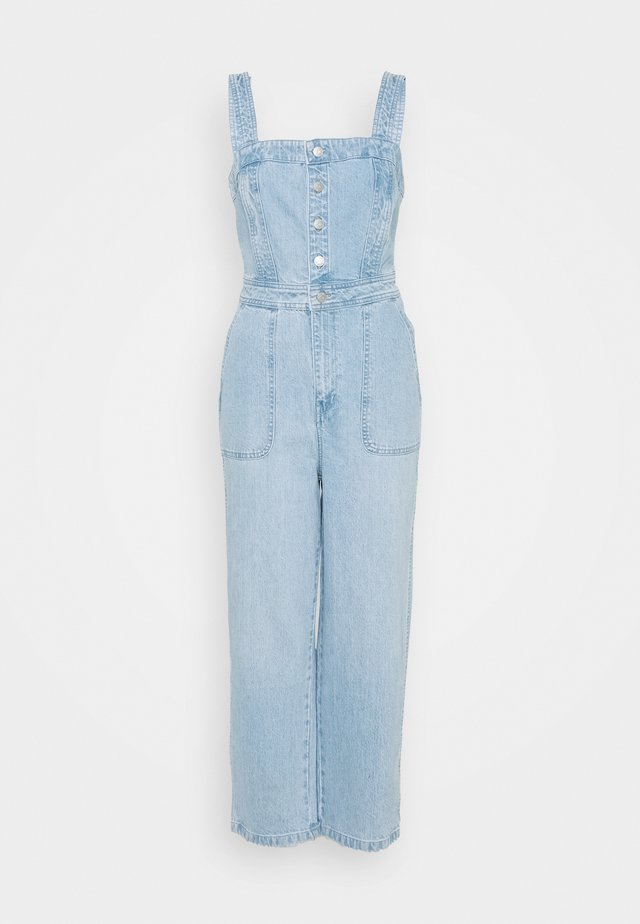 Overall / Jumpsuit /Buksedragter - light blue