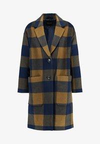 Madewell - UPDATED MONSIEUR COAT - Classic coat - billy golden pecan - 3