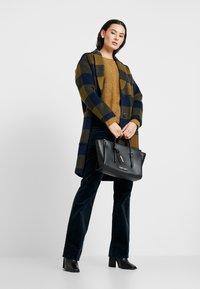 Madewell - UPDATED MONSIEUR COAT - Classic coat - billy golden pecan - 1