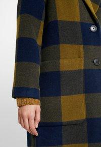 Madewell - UPDATED MONSIEUR COAT - Classic coat - billy golden pecan - 4