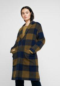 Madewell - UPDATED MONSIEUR COAT - Classic coat - billy golden pecan - 0