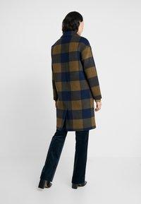 Madewell - UPDATED MONSIEUR COAT - Classic coat - billy golden pecan - 2