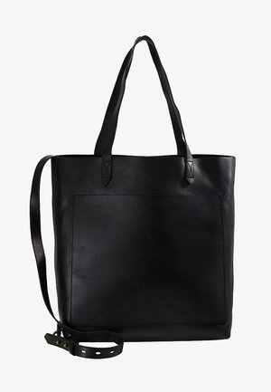 MEDIUM TRANSPORT TOTE - Handtasche - true black