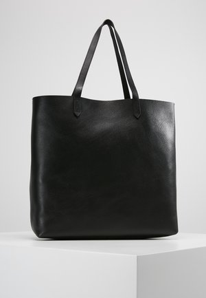 THE TRANSPORT TOTE - Shopping Bag - true black