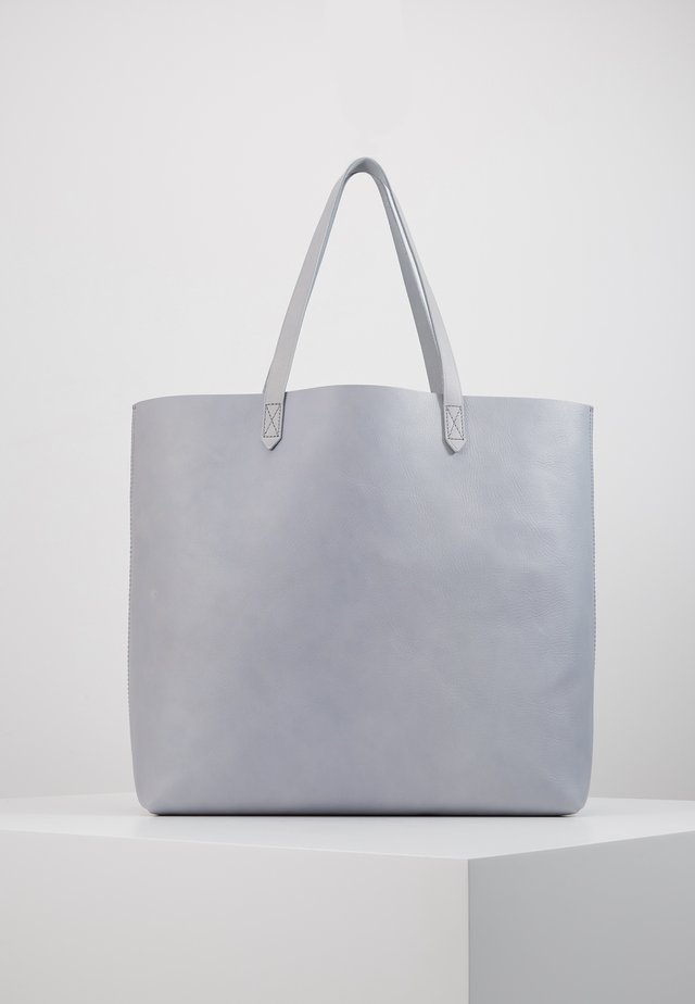 THE TRANSPORT TOTE - Shopping Bag - blue