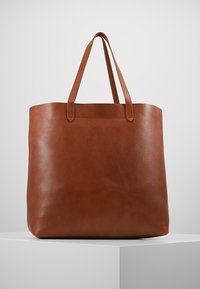 Madewell - TRANSPORT TOTE - Tote bag - english saddle - 2