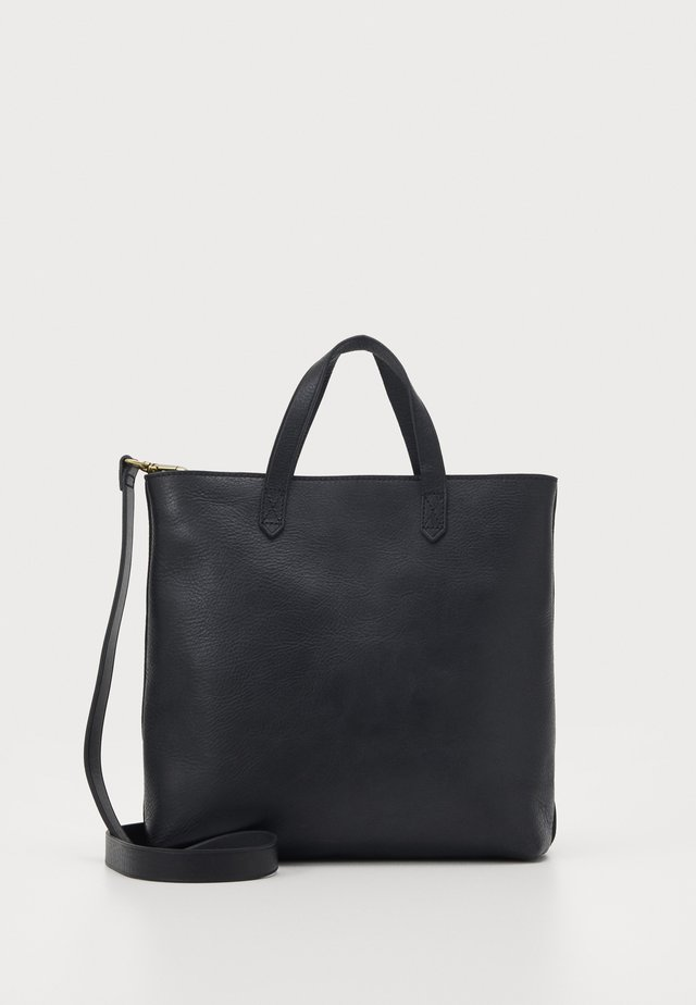 THE ZIP TRANSPORT CROSSBODY - Kabelka - true black