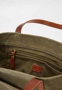 Madewell - THE MEDIUM TRANSPORT TOTE - Velká kabelka - british surplus - 2