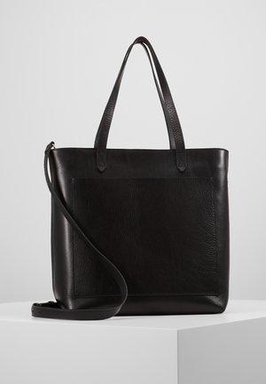 Velká kabelka - true black