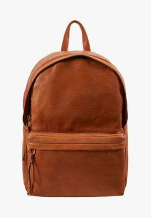 THE LORIMER BACKPACK - Tagesrucksack - english saddle
