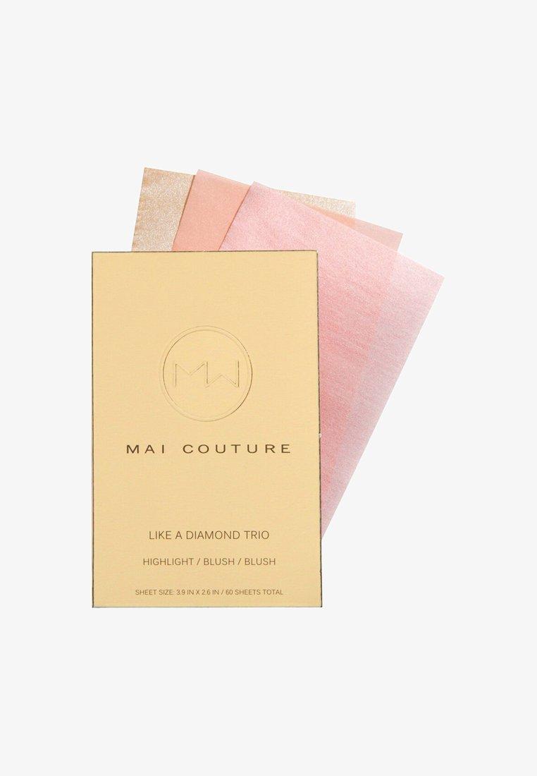 Mai Couture - LIKE A DIAMOND TRIO PAPER PACKS 60 SHEETS - Róż - neutral