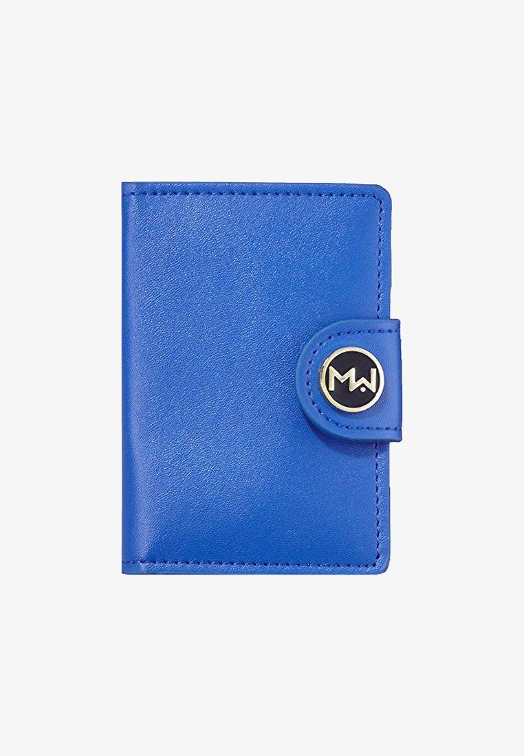 Mai Couture - PAPER WALLET - Accessoires de maquillage - royal blue